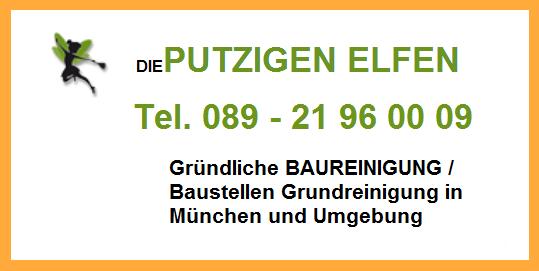 Baureinigung München - Baureinigung Preise - Baustellen Grundreinigung München