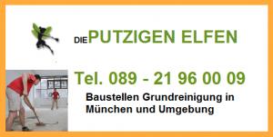 Baustellen Grundreinigung München